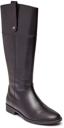 Vionic Knee-High Leather Boots - Mayes