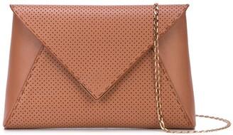 Lee envelope clutch bag