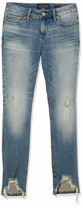 Lucky Brand Women's MID Rise Lolita Skinny Jean in CHAPPARRAL 28