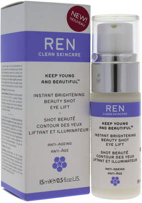 REN 0.5Oz Keep Young And Beautiful Instant Brightening Beauty Shot Eye Lift