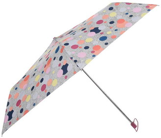 totes Mini Dotty Print Umbrella