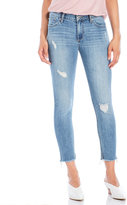Lucky Brand Distressed Brooke Cropped Jeans