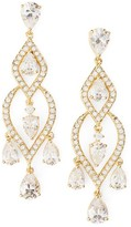 Nadri Women's Legacy Chandelier Earrings
