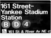 Oliver Gal Yankee Stadium Night Wall Art, 30 x 20