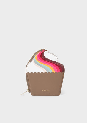Paul Smith Women's 'Cupcake' Leather Coin Purse