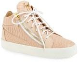 Giuseppe Zanotti Women's High Top Sneaker