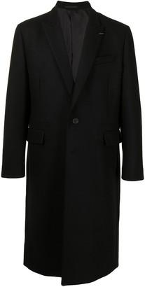 SONGZIO signature Melton sing-breasted coat