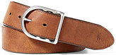 Polo Ralph Lauren Distressed Leather Belt