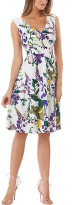 Kay Unger Mini Dress