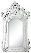 Lazy Susan Rectangle Venetian Decorative Wall Mirror