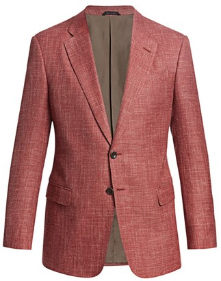 Giorgio Armani Virgin Wool-Blend Sportcoat