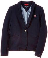 Tommy Hilfiger Girl's Mell Hwk Blazer Blouse Jacket