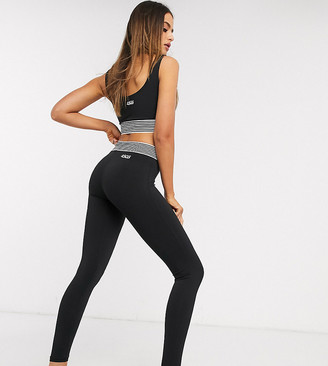 Asos 4505 Tall exclusive high waisted legging with mono elastic