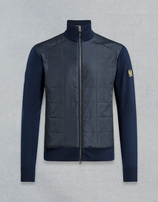 Belstaff New Kelby Zip Cardigan