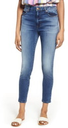 STS Blue Brie High Waist Ankle Jeggings