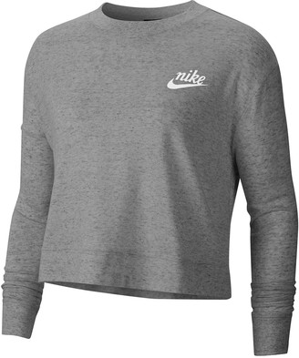 Nike Gym Vintage Crew Pullover