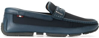Bally Mesh-Panel Driver Shoes