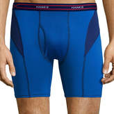Hanes Men's X-Temp Performance FreshIQ Boxer Brief w Mesh Ventilation
