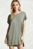 Forever 21 Dolman T-Shirt Dress
