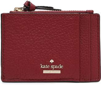 Kate Spade Textured-leather Cardholder