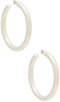 The M Jewelers NY The Thick Hoop Earrings