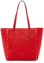 Nanette Lepore Dillion Embroidered Shoulder Bag