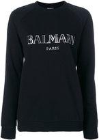 Balmain - logo sweatshirt