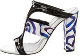 Oscar de la Renta Lonni 100 Chic Sandals w/ Tags