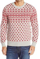 Nautica Men's 9GG Fair Isle Sweater