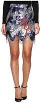 House of Holland Sequin Mini Skirt