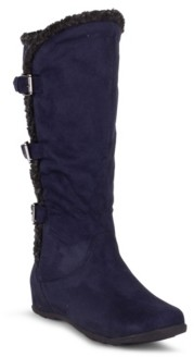 Wanted Women's Fortune Hidden Wedge Tall Boots Women's Shoes