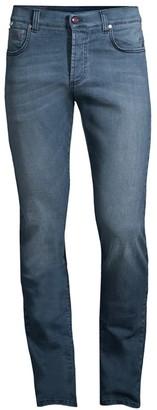 Isaia Medium Wash Jeans