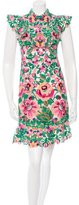 Valentino Floral Lace Dress w/ Tags