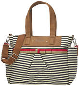 Babymel Cara Changing Bag, Navy Stripe