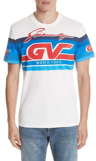 Givenchy Motocross Graphic T-Shirt