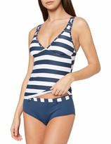 ESPRIT Damen Colonial Beach Halterneck Pad Bikinioberteil