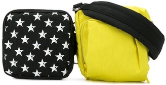 Eastpak x double belt bag