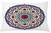 "Moroccan Indoor / Outdoor Lumbar Pillow Cover East Urban Home Size: 16"" x 26"""