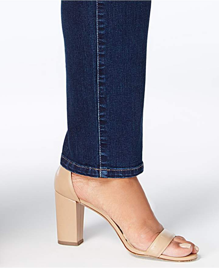 Charter Club Plus Size Cambridge Pull-On Jeans, Created for Macy's