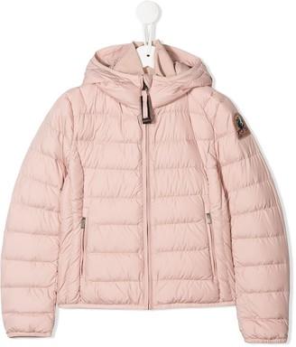 Parajumpers Kids Juliet puffer jacket