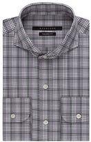 Sean John Plaid Dress Shirt