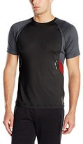 Avia Men's Short Sleeve Performance Compression T-Shirt