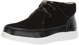 Stacy Adams Men's Buckley Moc Toe Lace-Up Chukka Boot