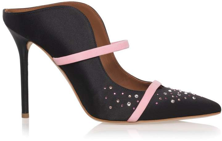 Malone Souliers Maureen Crystal Mules