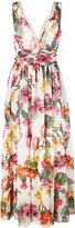 Blugirl Cactus print maxi dress - women - Polyester - 40