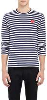 Comme des Garcons Men's Striped Long-Sleeve T-Shirt