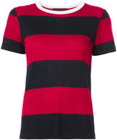 Jenni Kayne block stripe sweater - women - Viscose/Cashmere - XS