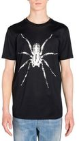 Lanvin Spider Graphic Print Tee