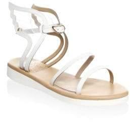 Ancient Greek Sandals Fun Ikaria Leather Gladiator Sandals