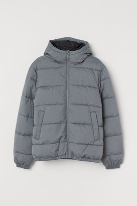 H&M Padded Jacket - Gray